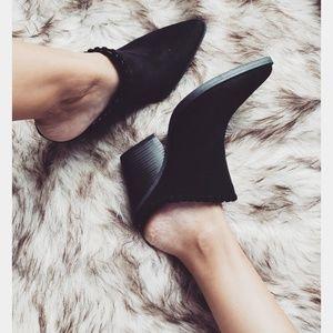 Shoes - 🚨LAST PAIR!!//The Josie// black mule